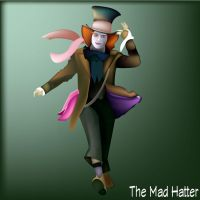 Mad Hatter by Scarletmarie16