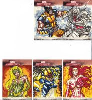 Marvel Masterpieces 7 by Uncle-Gus
