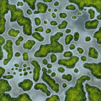 Swamp Encounter Map by Siobhan68