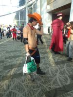 Portgas D. Ace cosplay by KH-LoZ-er