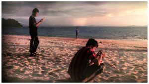 Satang Island - Photographers by samart7