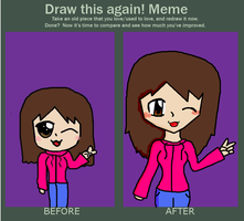 Before And After Meme by Ayleia-The-Kitty