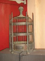 Bird Cage by bumimanusiastock