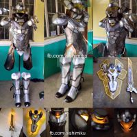 Project Leona Full Cosplay set by Team Aishi by aishicosplay