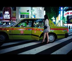 T A X I by burningmonk