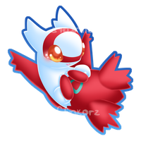 Latias v2 by Clinkorz