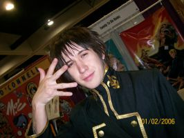 Comic-Con - Lelouch :D by A-Sad-Pandas-Poptart