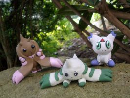 S3 Real World Digimon by HeyLookASign
