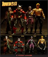 CUSTOM THUNDERBOLTS TEAM by STANJOKER