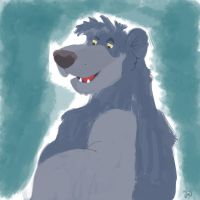 Baloo by VisualCondyle