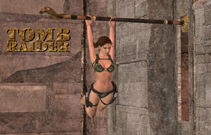 TOMB RAIDER - BIKINI EDITION 2 by tombraider4ever