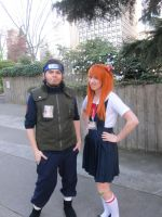 Asuka and Asuma - Sakura-Con 2013 by Maremacht