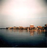 Madison, Wisconsin by Lomo440