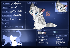 Cloudypaw   Application   TWG by rainwolfeh