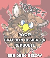 RedBubble: POOF! by iEddie