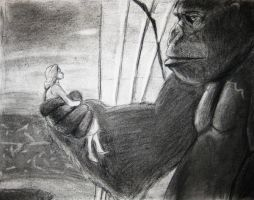 Kong and Ann by CountessOfOle