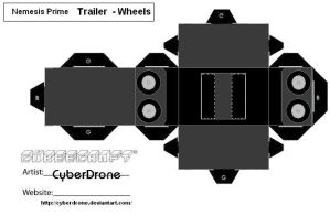 Cubee- Nemesis Prime Trailer 2 by CyberDrone