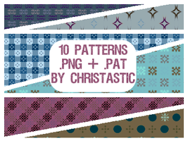 Patterns Set 3 by italianscallion33