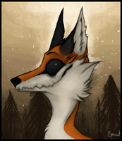 Kamfox. by Sprouteeh