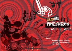 FRESHERS by Club-Vector