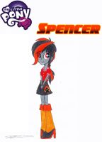 EQG: Spencer by AZ-Derped-Unicorn