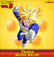 DBZ-Trunks_SSJ by el-maky-z