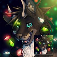 WildWolf Icon by Silvixen