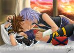 KH2: I want you by Carro-chan