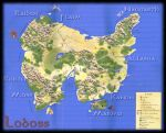 Lodoss Map by Urval