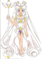 Sailor Cosmos by animequeen20012003