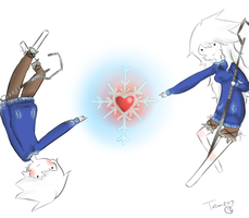[ROTG] Love Just Like a Snowflake by TheTrampsy