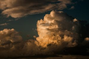 Clouds by vincepontarelli