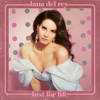 Lust for Life - Lana Del Rey alternative cover by ghosttree