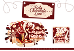 Chocolover | Reto BS by JessxFlyller