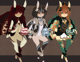(CLOSED) Navilu Adopt Set by TerraTerrific