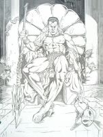 Namor WIP by hawk5