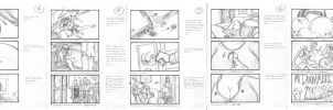 What a Day Storyboards Part4 by mavartworx