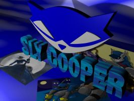 Sly Cooper Logo by Jetricson