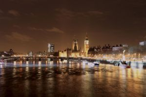 London Lights  by Leaaa-h