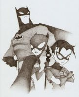 The Batman by AtraVerum