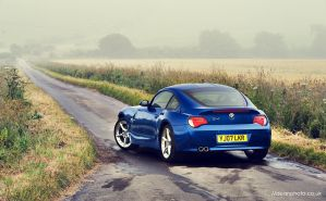 BMW Z4 coupe by dean-photo