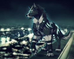 The living nightlights by Antrague
