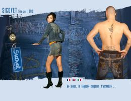 Sicovet Jeans by Webdesignerps