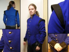 Blue Doublet by Noctiped