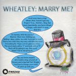 Wheatley Proposes by atnezau