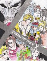 Final Fantasy X X2 by YsCordelon
