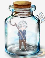 RoTG - Frost in the Bottle by Kisse-san