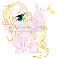 Regal Star Pony Auction: Closed by XNightMelody
