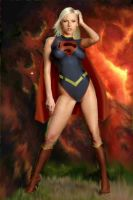 New version of Supergirl by dan457