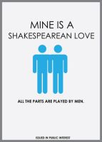 Shakespearean Love by UntamedUnwanted